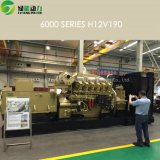 Goede Prijs Jdec Van uitstekende kwaliteit 1000rpm Diesel van 1 mw Generator