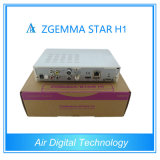 Digital Receiver Enigma2 Linux Zgemma-Star Satellite TV Zgemma-Star H1 Satellit Receiver HDTV PVR