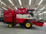 Gute Erdnuss-Ernte-Maschine mit zwei Getreidespeichern