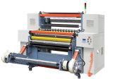 Rtfq-900d de Machine van Rewinder van de Snijmachine van de Stof van de Film van de Sticker BOPP van het Etiket van de hoge snelheid