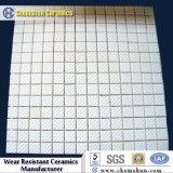 Abnutzungs-beständige Tonerde-keramische Hex Fliese (500*500mm 300*300mm)