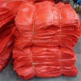 Linon-Ineinander greifen-Beutel der Qualitäts-roter pp. für die Früchte hergestellt in China