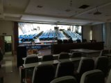 Grand mur de la salle de réunion HD DEL (P3mm)