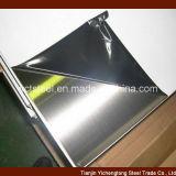 Épaisseur 2 mm ASTM 201 Plaque en acier inoxydable laminés à froid