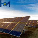 250W a 270W Monocrystaline Low-E Panel solar de cristal templado de vidrio