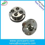 Die kleinen Teile, die Teile drehen, Aluminium zerteilt CNC-maschinell bearbeitenblatt