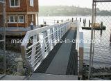 Rejilla de plástico reforzado con fibra para la plataforma/Paseo