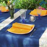 使い捨て可能な使用の非編まれたテーブルクロス、Spunbonded結婚式のための非編まれたファブリックテーブルクロスロール