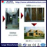 Camera della villa della struttura d'acciaio del calibro dell'indicatore luminoso di buona qualità