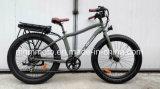 Preiswerter MITTLERER Laufwerk-fetter Gummireifen-Gebirgselektrisches Fahrrad