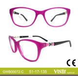 De nieuwe Bril van de Frames van Eyewear van de Glazen van de Stijl (72-B)