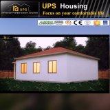 Sur 70 ans d'éclairage de villas favorables à l'environnement résidentielles permanentes de construction préfabriquée