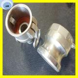 Koppeling van Camlock van het Aluminium van de Montage van het aluminium de Snelle