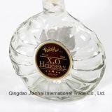 Klassische Xo Wein-Glasflasche für importierten Wein