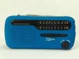 Emergencylight Carga Solar con FM, AM Radio Solar