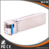 Excellente qualité conçue pour des émetteurs récepteurs Tx 1270nm Rx1330nm 40km de fibre de Cisco SFP+ 10G BIDI