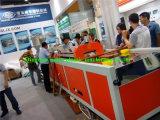 Máquina de madera compuesto plástico WPC PE Plataforma de co-extrusión