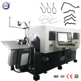 7本の斧自動CNCの金属線曲がる機械