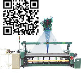 PP Rattan-Like tapis tissé de fils plats de la machine Jacquard métier à tisser à pinces