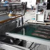 Una stampante automatica dello schermo di colore per il sottopiede dei pattini