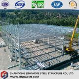 Sinoacmeの重い鉄骨フレームの構造の貯蔵倉