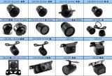 Mini Tamanho Câmera rotativa de 360 graus / câmera de visão frontal / traseira CMOS / CCD com amplo ângulo de visão