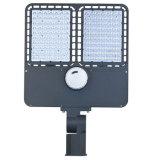 빠른 옥외 주차장 전등 설비 LED Shoebox를 설치하십시오