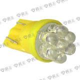 Bulbos autos autos de la iluminación/LED del LED/luz de tablero de instrumentos auto (T10-7LED)