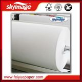 "60GSM Jumbo Roll Non-Sticky 63 "" Paper Sublimation"