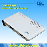 無線十字ネットワークゲートウェイRoIP-302