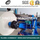 Papel de alta calidad de la máquina rebobinadora cortadora longitudinal para el mercado de la India