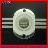 10W RGB LED de alta potencia con RoHS