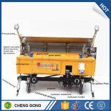 Стена цементного раствора Chenggong штукатуря машина/машина перевод