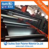 Лист PVC черноты нормального размера ног 3*4 для печатание Silk-Screen