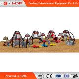 Campo de jogos ao ar livre da alta qualidade feita sob encomenda do parque de diversões