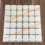 moulage concret de 40*40*40mm (PDK4040-YL) pour produire les entretoises renforcées de grand dos de bloc de coussin