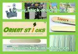 De houten Stok die van het Roomijs Machine maken (os-ICSM)