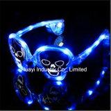 LED leuchten Schädel-Sonnenbrillen