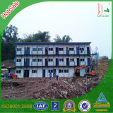 Beweegbaar die Huis voor Aanpassing bij Plaats Constrution wordt gebruikt