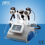 5 en 1 carrocería de la radiofrecuencia de Mutipolar RF de la cavitación del ultrasonido bio que adelgaza la máquina de la belleza de la pérdida de peso
