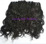 100% необработанных природных индийского Реми волосы естественных волн
