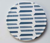 100% Melamine Color Coaster (QQ924)