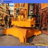 Qtz125 6015 mit 60m Hochkonjunktur-Oberseite-Installationssatz-Turmkran
