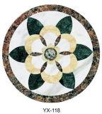Het Parket van de steen/van het Mozaïek, de Marmeren Tegel van het Mozaïek (yx-118)