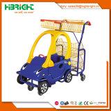 Детей в корзину с пластмассовой игрушки автомобиль