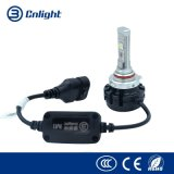 indicatori luminosi dell'automobile 2X & accessori automobilistici BPS che illuminano gli accoppiamenti tutti compresi del kit di conversione del faro del kit 50W Hb1 Philips LED delle lampadine di conversione del faro di Philips LED