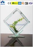 Het Beste de vis-Tank van Jinghua Handcraft van de Prijs Blok/de Baksteen van uitstekende kwaliteit van het Glas