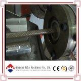 Tubo reforzado fibra Extrusionn del PVC que hace la máquina con el mejor precio