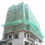 녹색 파랗고 또는 노란 또는 100%년 Virgin HDPE 건축 비계 건물 안전망을 검게 하십시오