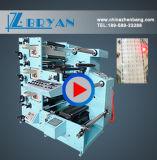 De Machine van de druk voor Etiket en Zelfklevende Sticker